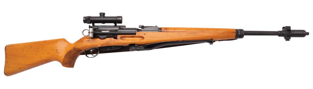 W+F Bern Swiss ZFK 55 Sniper Carbine - sn 3xxx