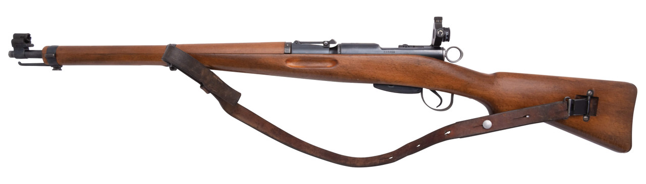 W+F Bern Swiss K31 w/ Diopter Sights - sn 259xxx