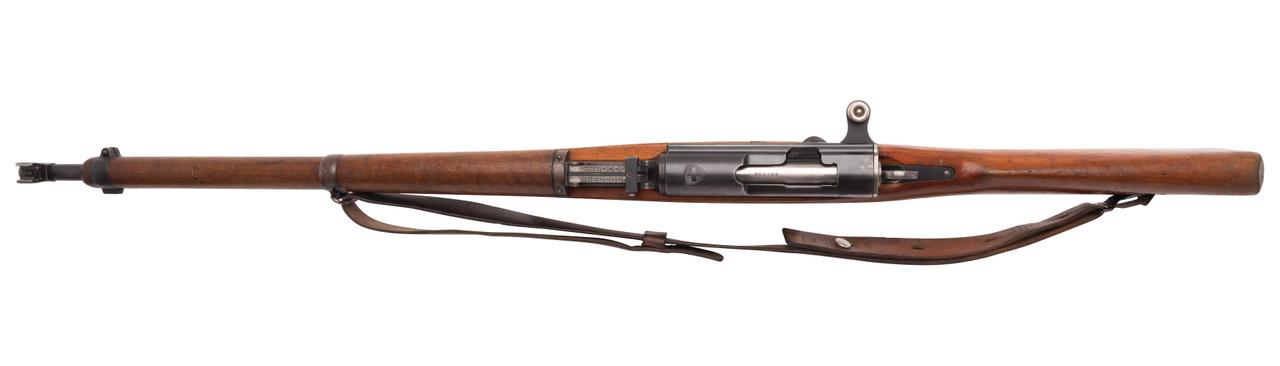 W+F Bern Swiss K31 w/ Matching Bayonet - 862xxx