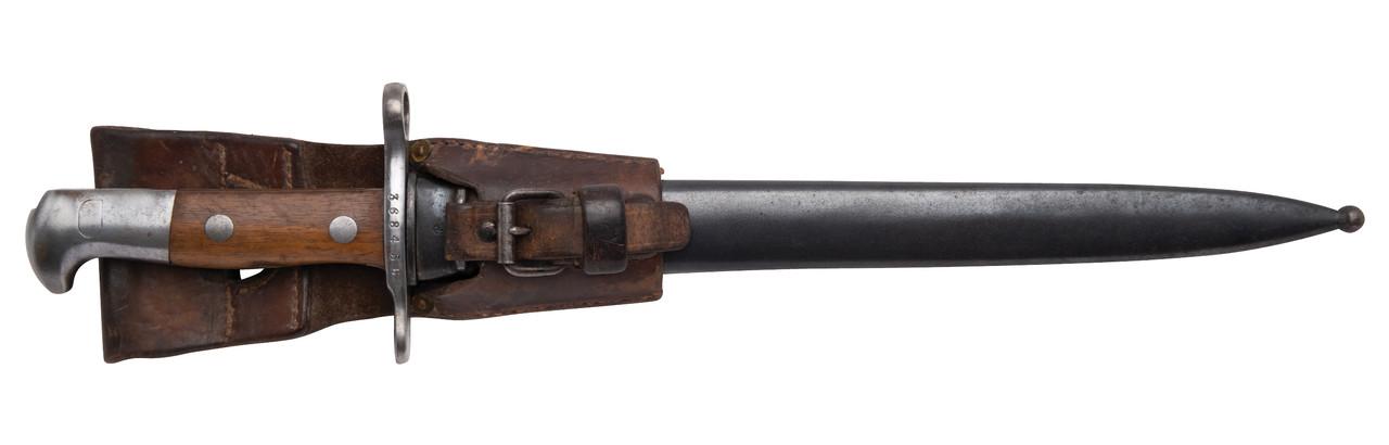 W+F Bern Swiss 1911 w/ Matching Bayonet - 368xxx
