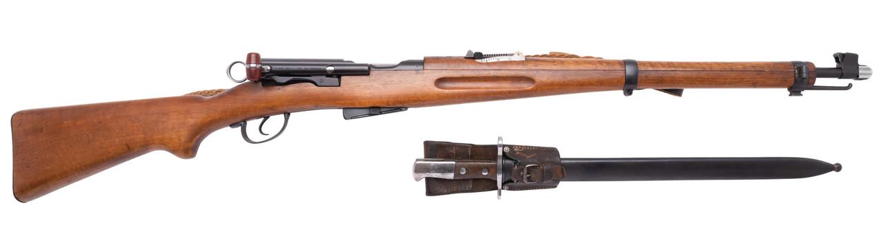W+F Bern Swiss K11 w/ Matching Bayonet - s/n 33xxx