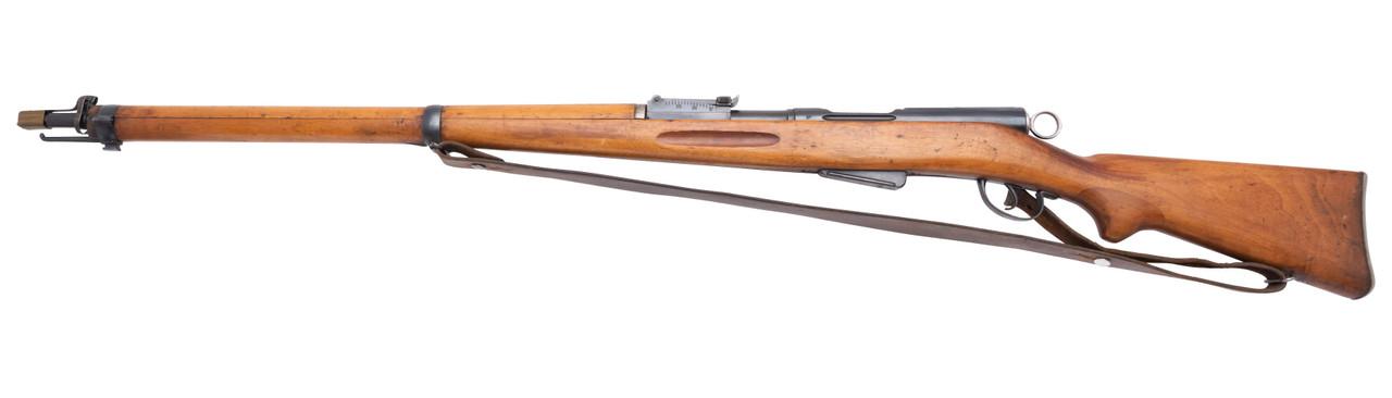 W+F Bern Swiss 1896/11 w/ Matching Bayonet - 313xxx