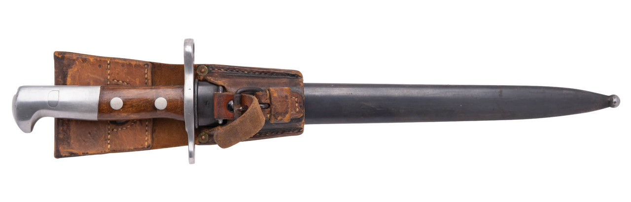 Swiss M1918 Bayonet - No Serial (07)