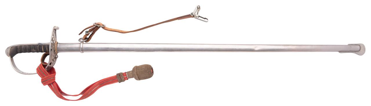 Swiss Model 1889 Dress Sword by Alexander Coppel