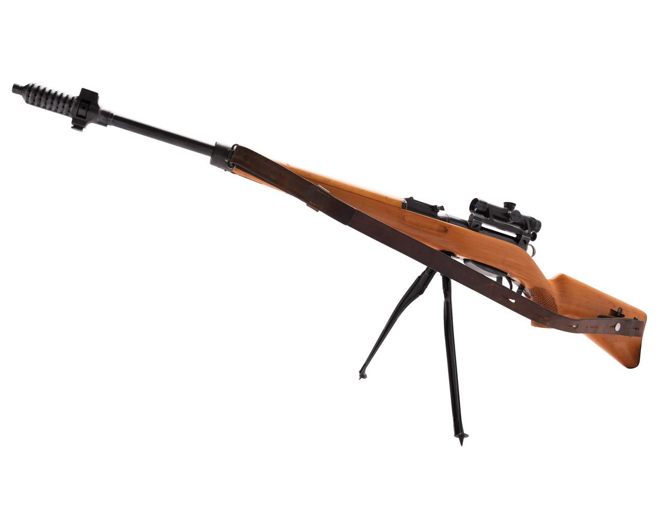 W+F Bern Swiss ZFK 55 w/ Bayonet & Armorer's Kit - sn 2xx7