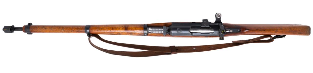 W+F Bern Swiss K31 w/ Diopter & Matching Bayonet - 683xxx