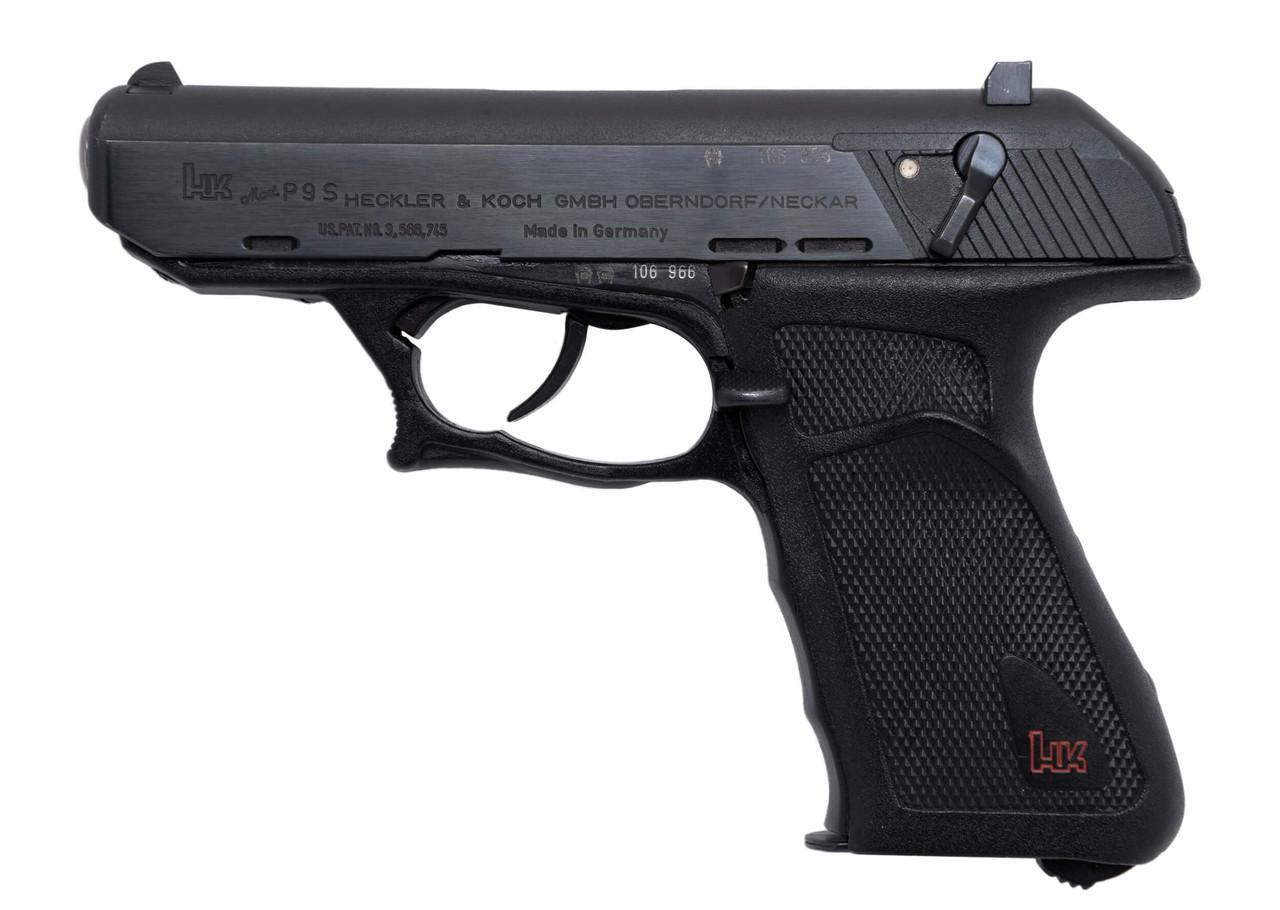 H&K P9S - sn 106xxx