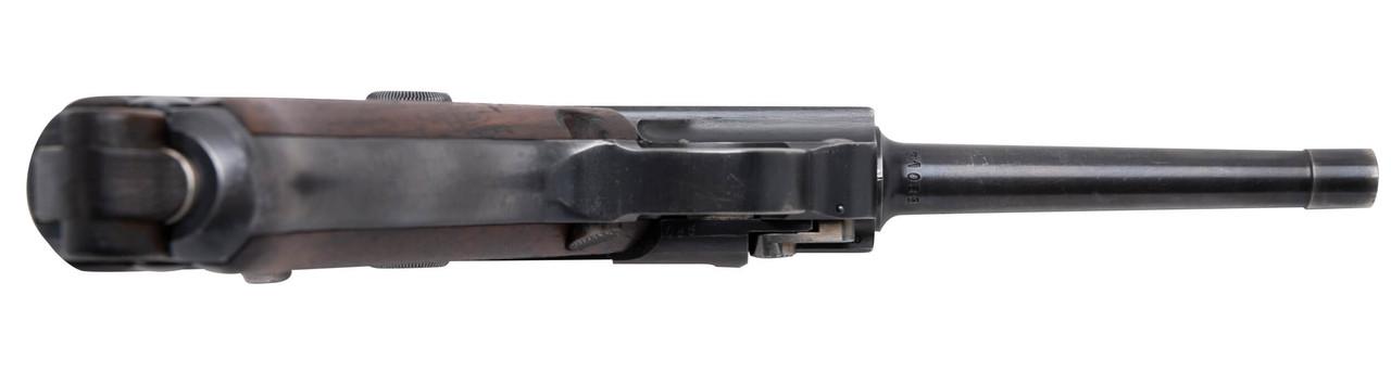 W+F Bern Swiss 06/24 Luger w/ Holster & Spare Mag - 31xxx