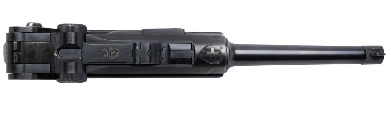 DWM 1906 Swiss Luger w/ Holster - 9xxx