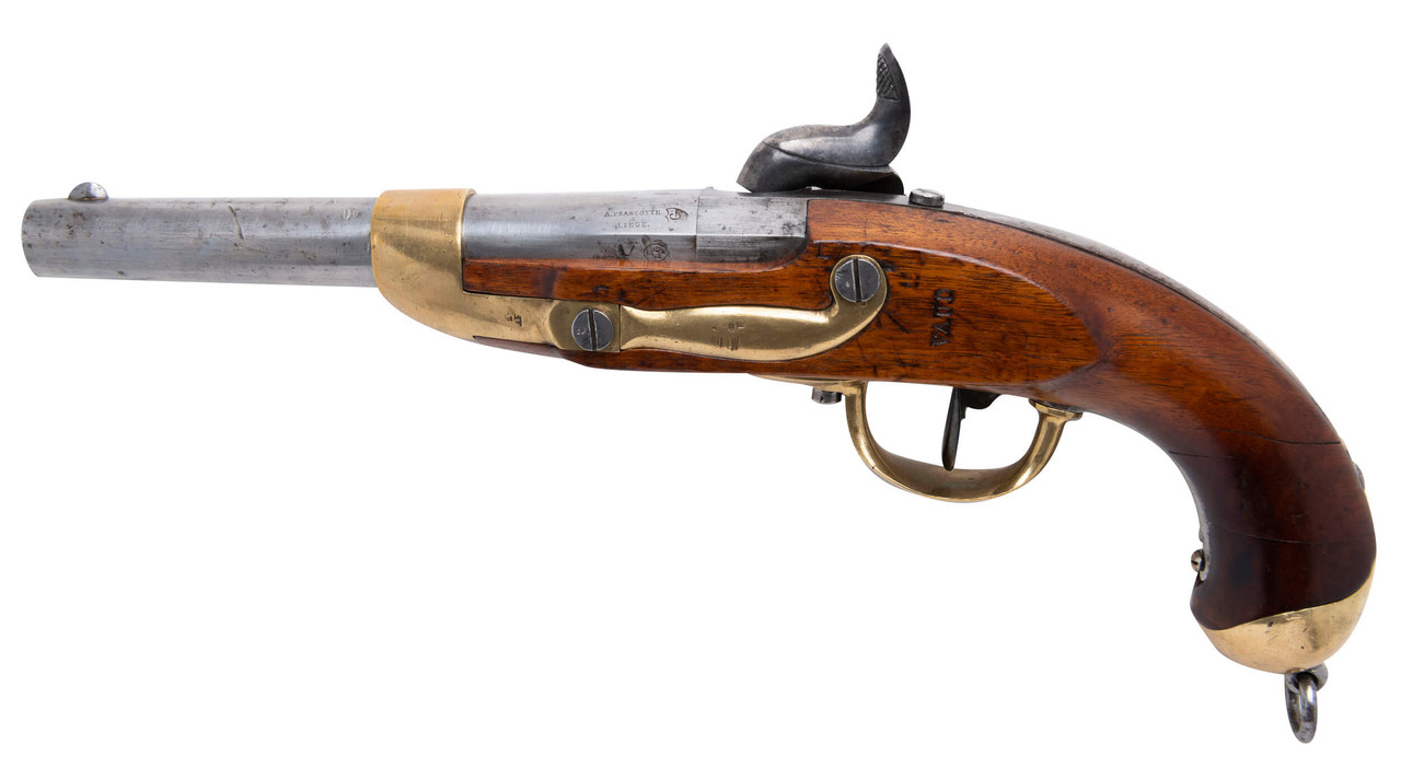 Francotte 1842 Cavalry Pistol - No Serial Number