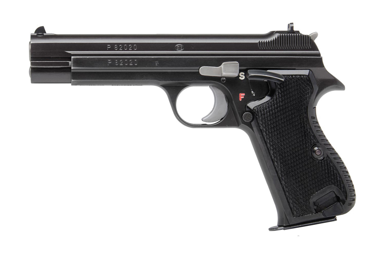 Swiss SIG P210 - $5495 (P210/2-P82020) - Edelweiss Arms