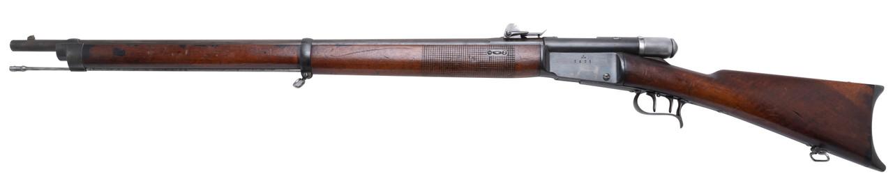 W+F Bern Swiss Vetterli 1871 - sn 25xx