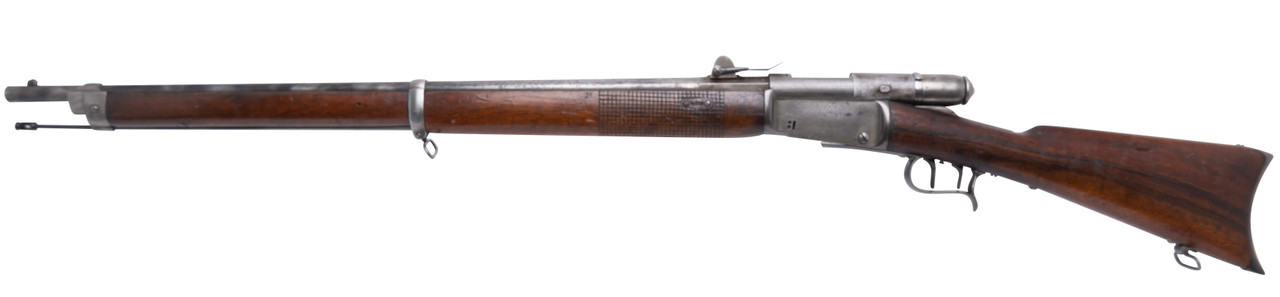 Swiss Vetterli 1869 - sn 3xx