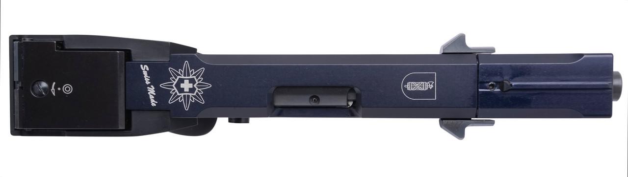 Hammerli SP20 Target Pistol - Box Set - Blue - sn 02xxx