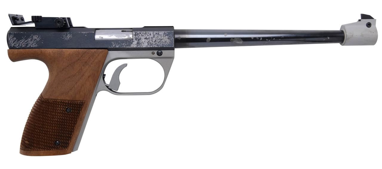 Hammerli 120 Target Pistol - sn 12-4xxx