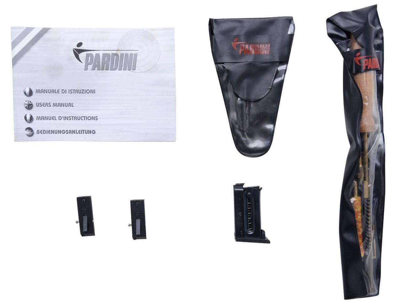 Pardini SP Target Pistol - sn B12xxx