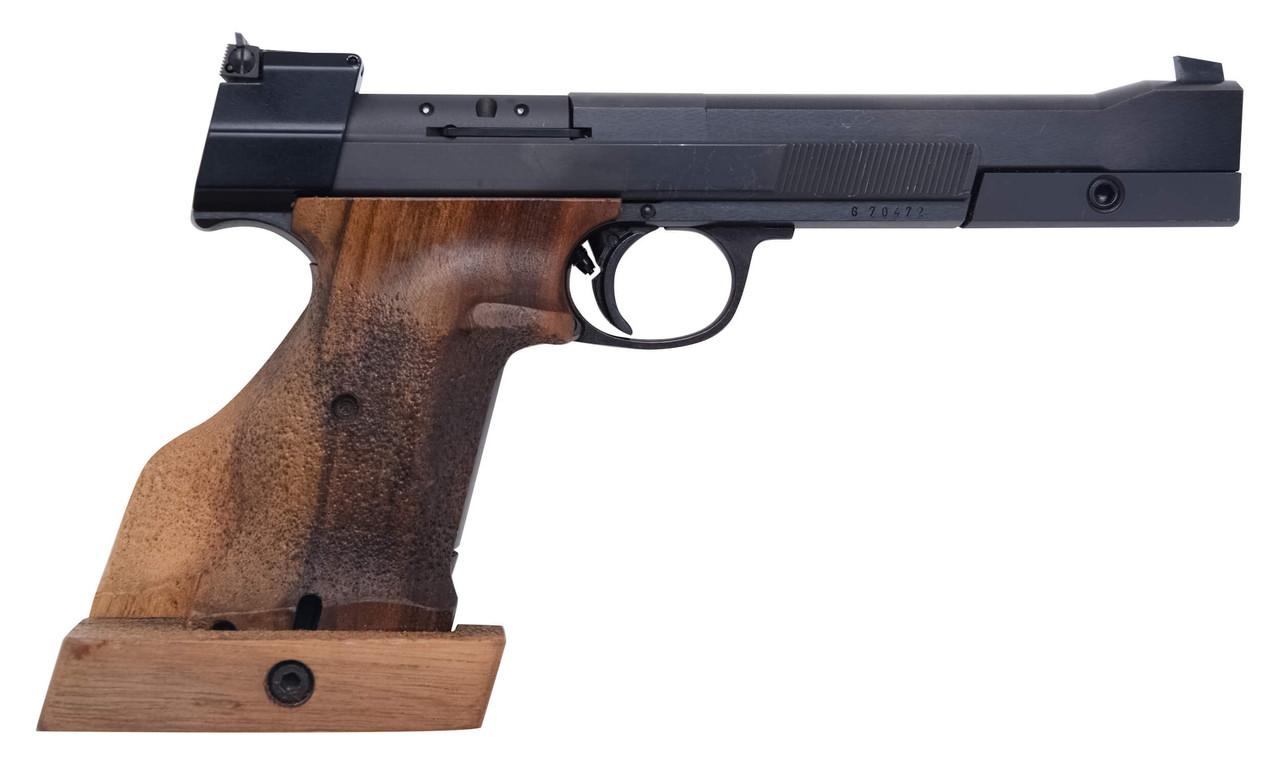 Hammerli 215 Target Pistol - sn G704xx