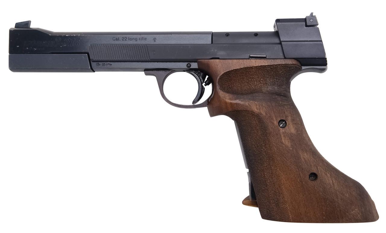 Hammerli 215 Target Pistol - sn G715xx