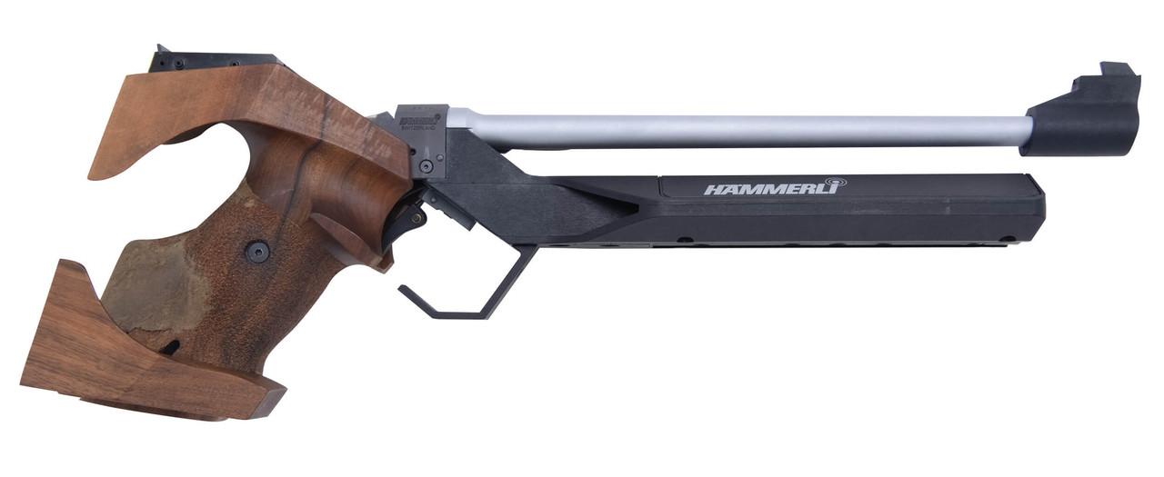 Hammerli 162 Target Pistol - sn 162-12xxx