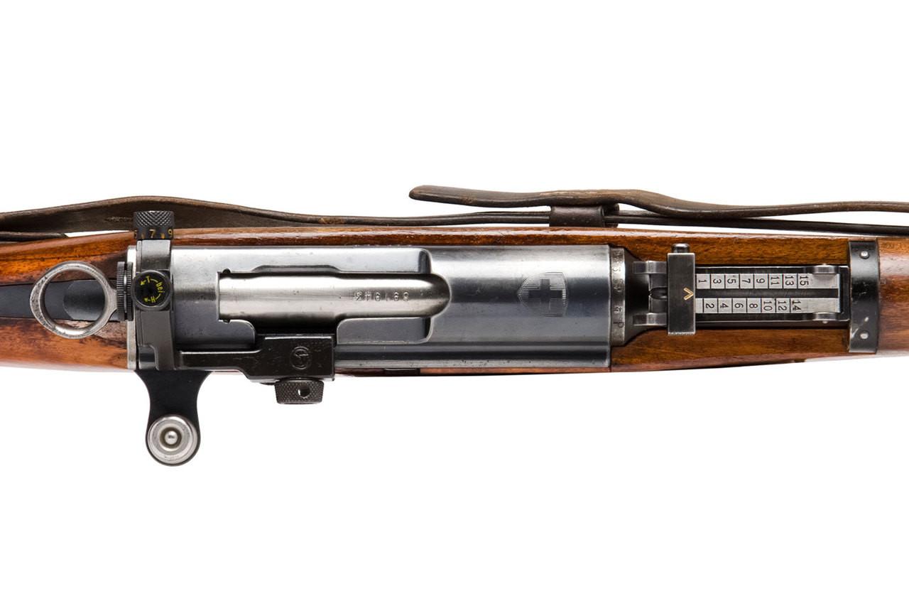 W+F Bern Swiss K31 - sn 691xxx