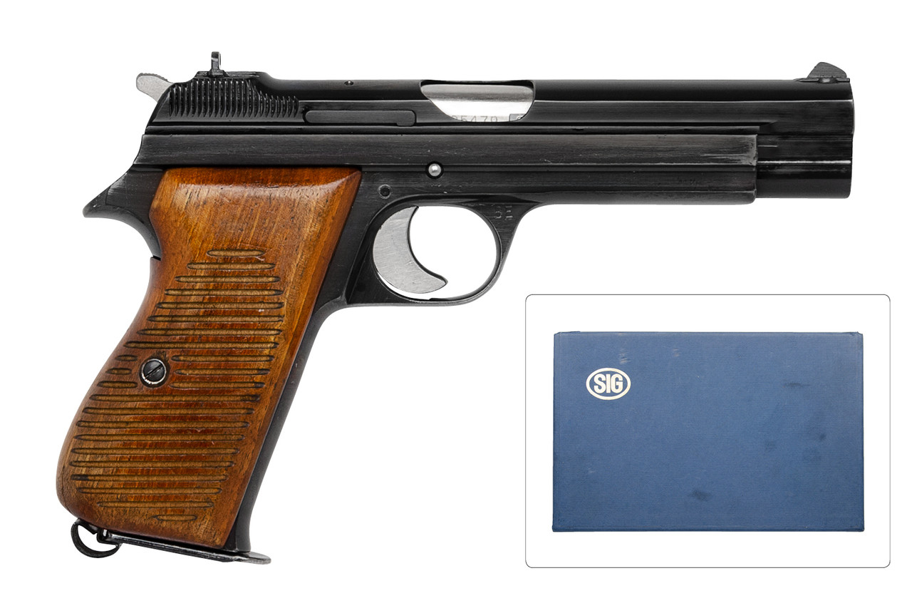 Swiss Army SIG P49 - $3795 (PCP210-A105479) - Edelweiss Arms