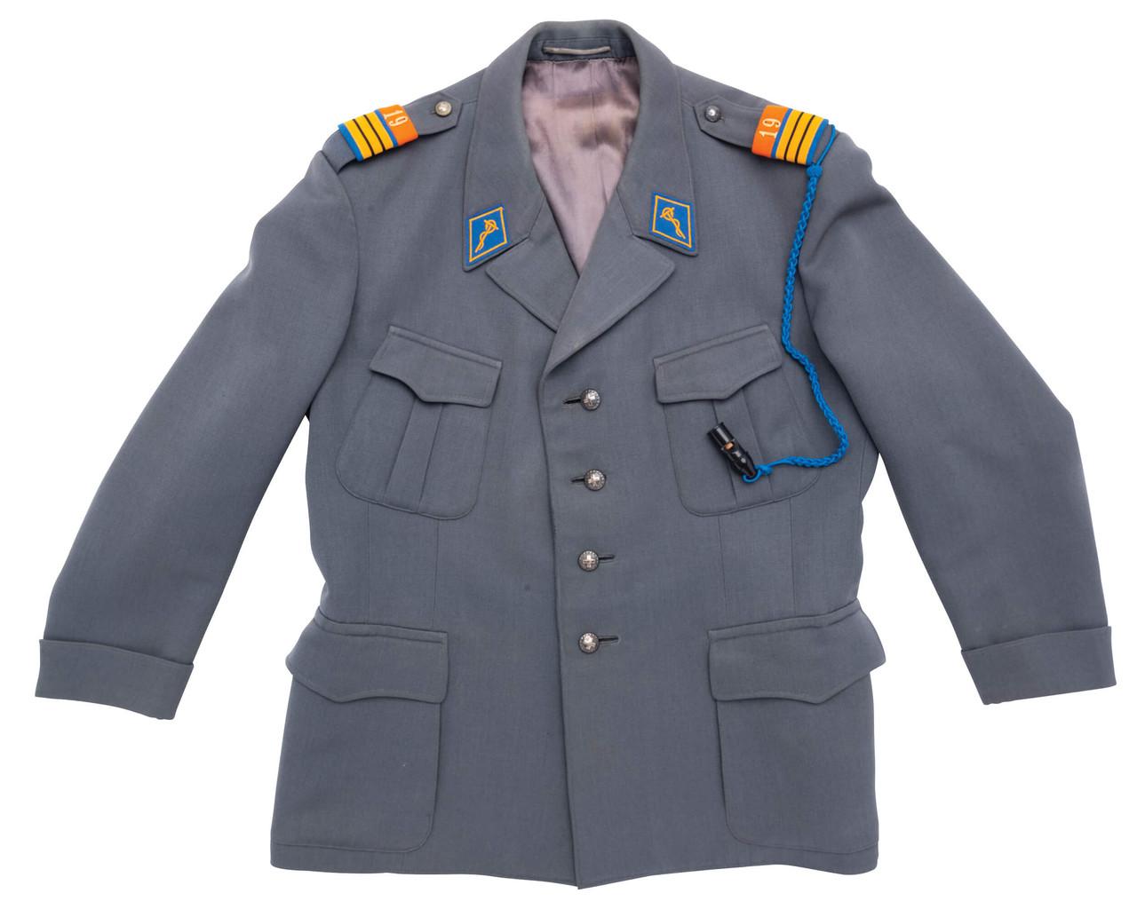 Swiss Army Colonel Uniform - Medic