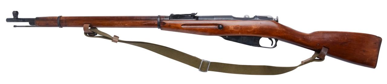 Tula Mosin Nagant 91/30 - sn 4M4xxx