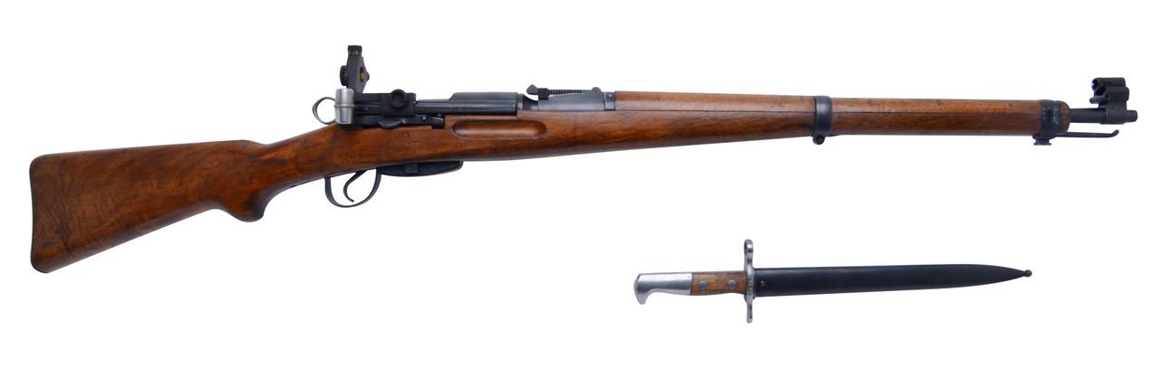 W+F Bern Swiss K31 w/ Diopter & Matching Bayonet - sn 546xxx