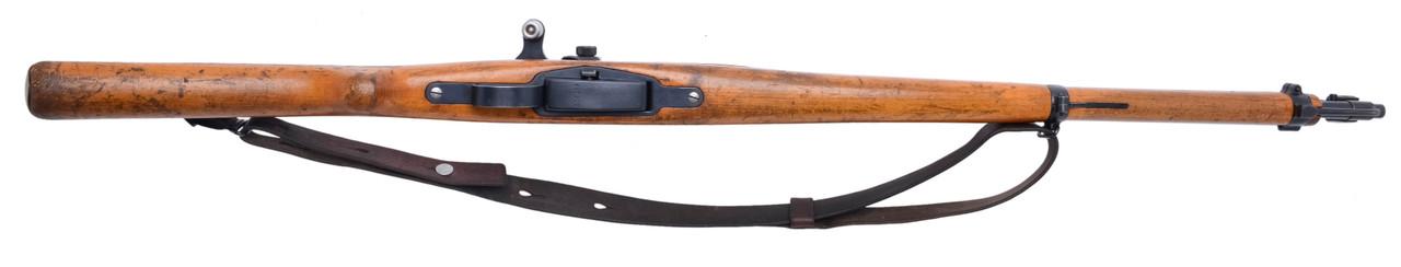 W+F Bern Swiss K31 w/ Diopter & Matching Bayonet - sn 987xxx