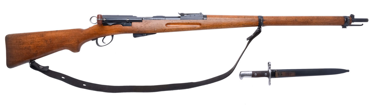 W+F Bern Swiss 1911 w/ Matching Bayonet - 426xxx