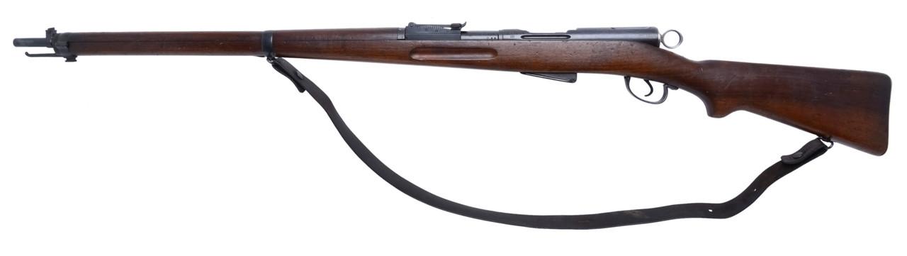 W+F Bern Swiss 1911 w/ Matching Bayonet - 436xxx