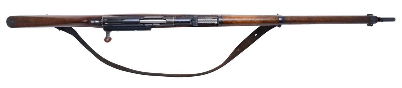 W+F Bern Swiss 1896/11 w/ Matching Bayonet - sn 297xxx