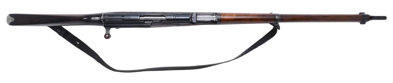 W+F Bern Swiss 1896/11 w/ Matching Bayonet - sn 321xxx