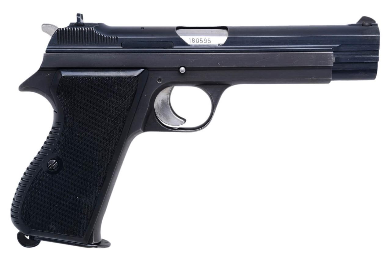SIG Swiss Army P49 w/ Holster - sn A180xxx