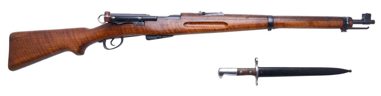 W+F Bern Swiss K11 w/ Matching Bayonet - 132xxx