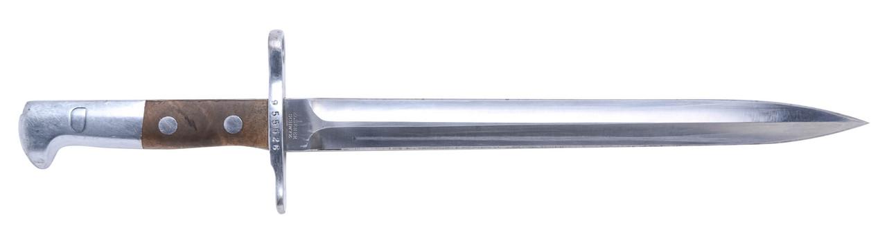 M1918 Bayonet w/ Scabbard & Frog - sn 955526