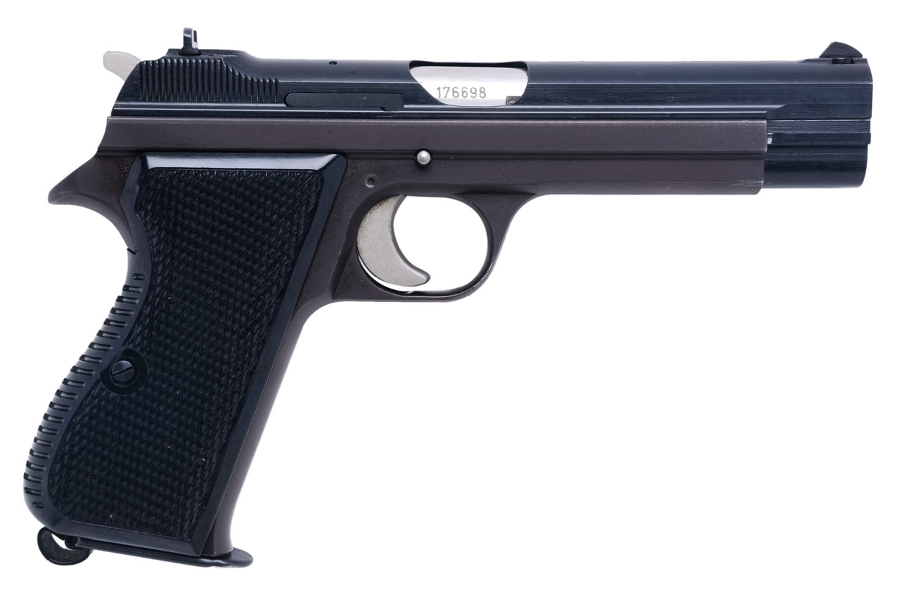 SIG Swiss Army P49 w/ Holster - sn A1766xx