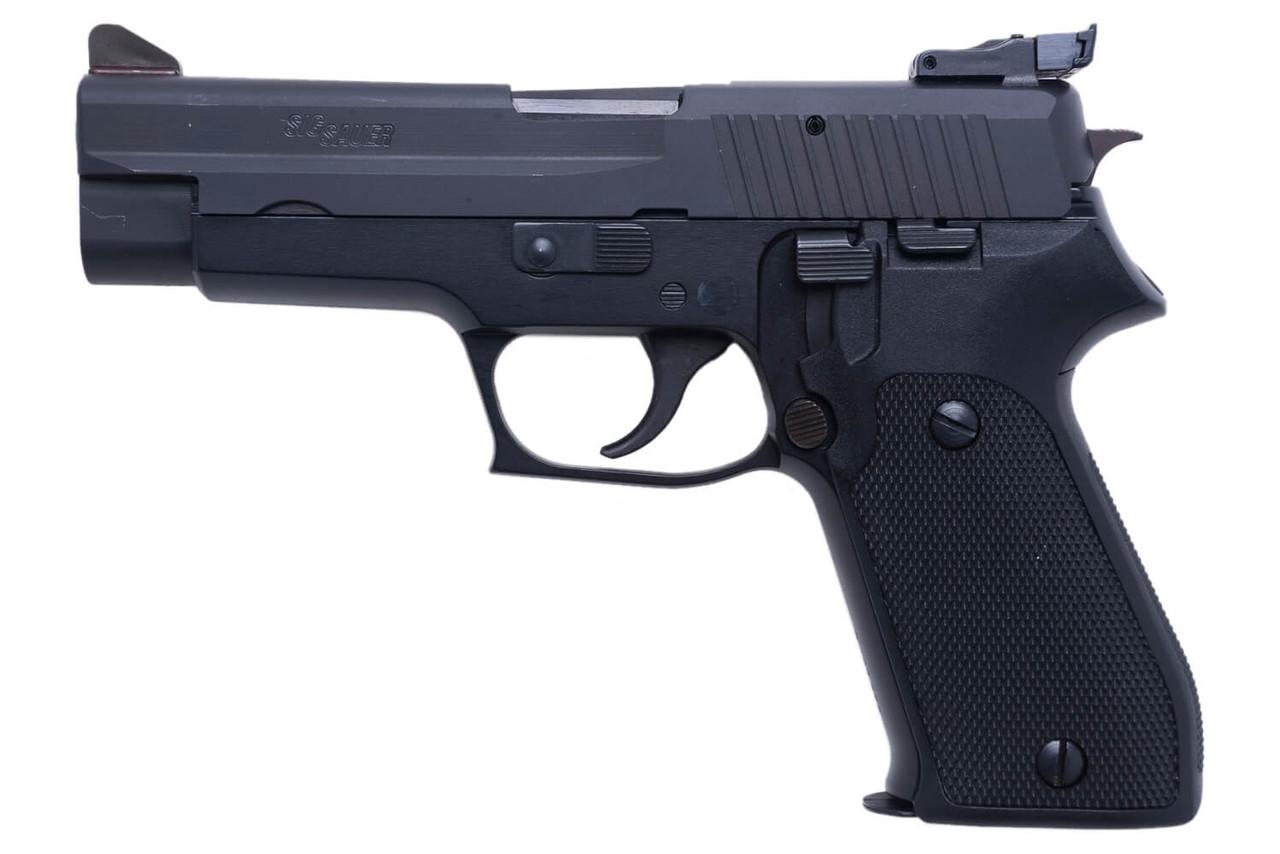 SIG Sauer P220-1 - Micrometric Sights - sn G140xxx