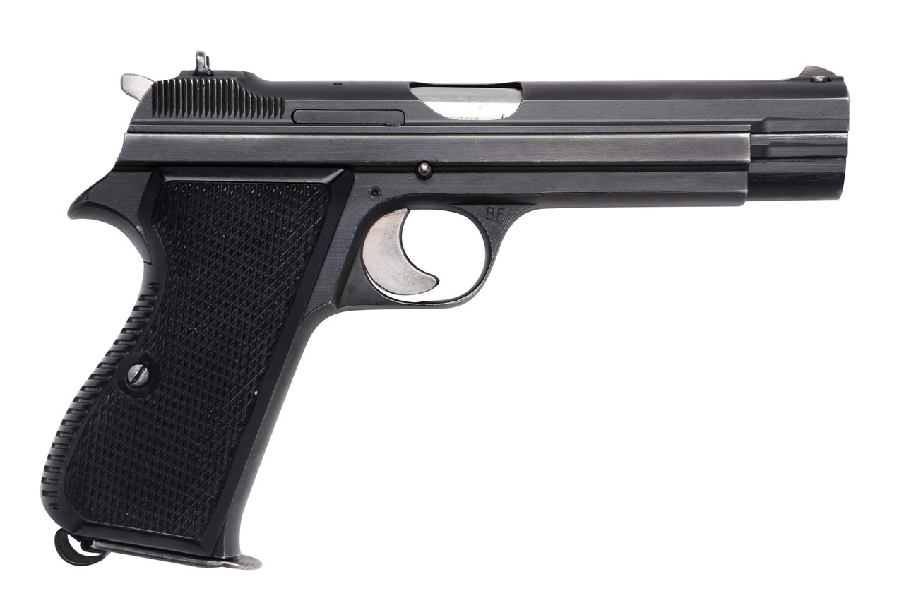 SIG Swiss Army P49 w/ Holster - Transitional - sn A113xxx