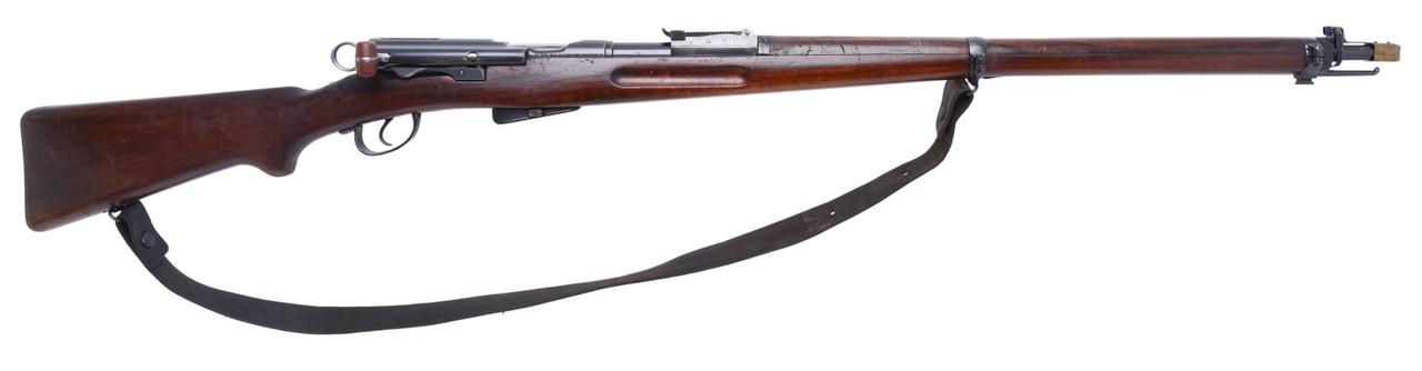 W+F Bern Swiss 1911 - 230mm Twist - sn 353xxx