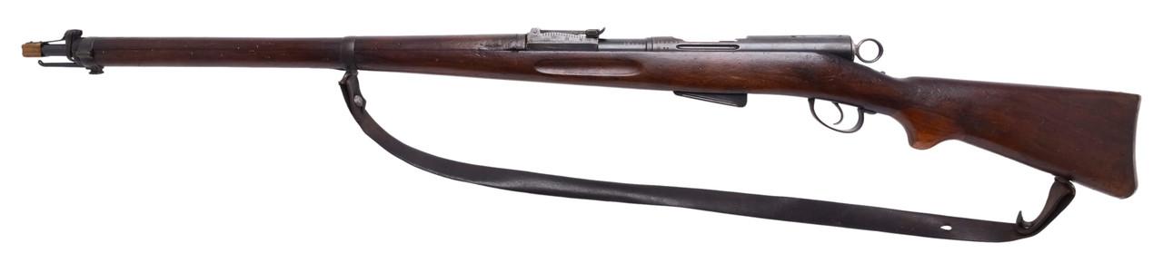 W+F Bern Swiss 1896/11 - sn 275xxx