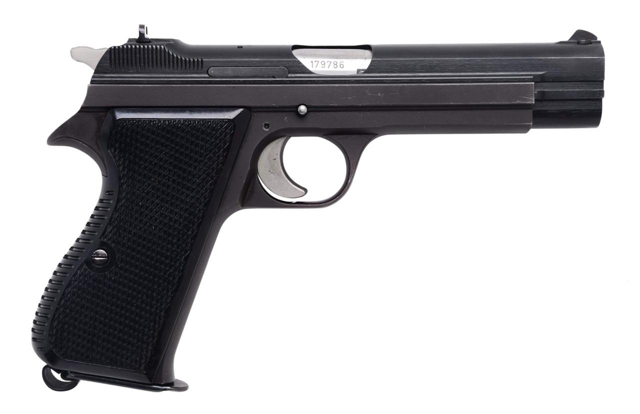 SIG Swiss Army P49 w/ Holster - sn A179xxx