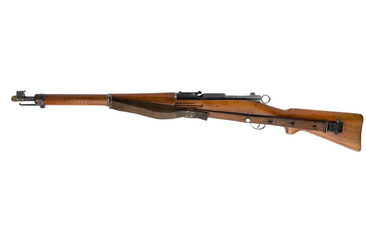 W+F Bern Swiss K31 + S/N Bayonet - sn 587xxx