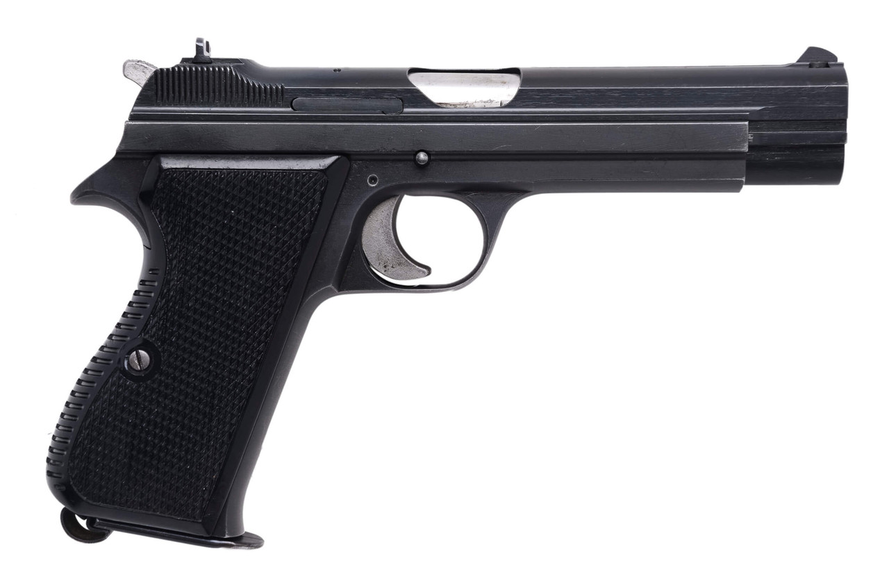SIG Swiss Army P49 w/ Holster - sn A1377xx
