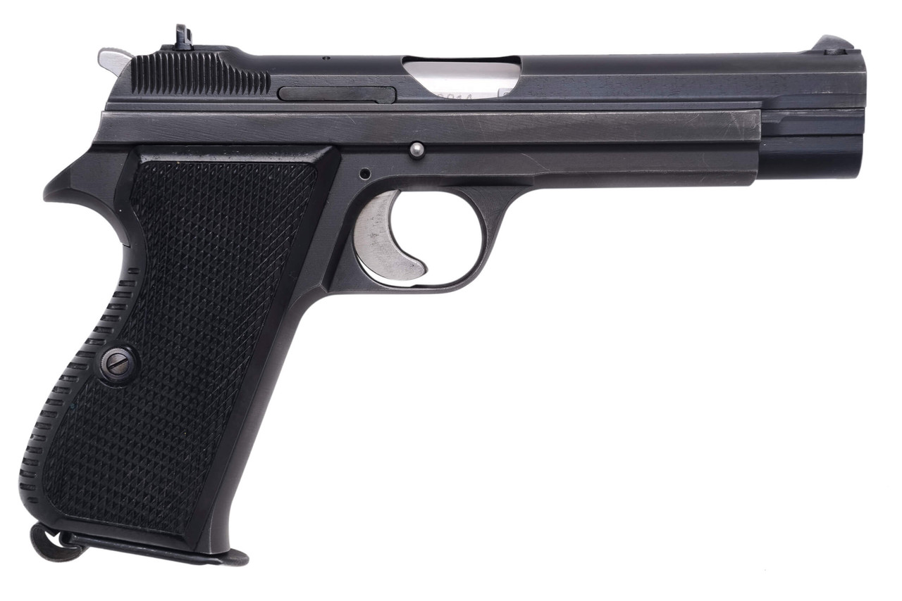 SIG Swiss Army P49 w/ Holster - Transitional - sn A119xxx