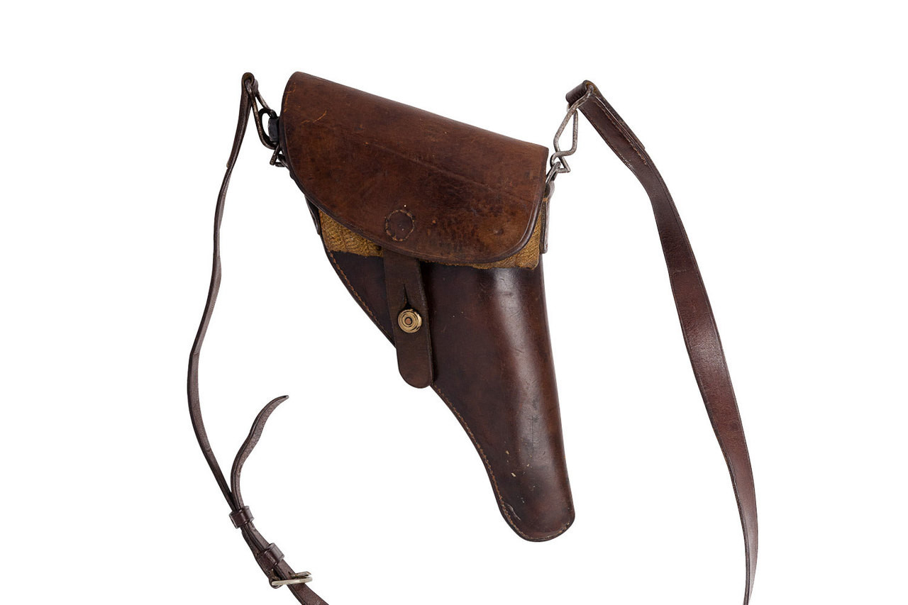 W+F Bern Swiss 1882 Revolver w/ Holster - sn 25xxx