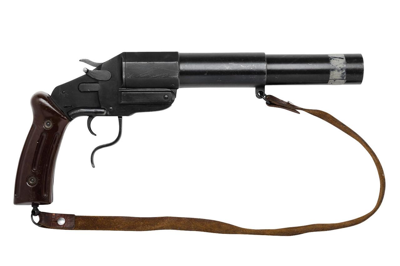 Swiss M17/38 Flare Gun - $675 (PCFP-1274) - Edelweiss Arms
