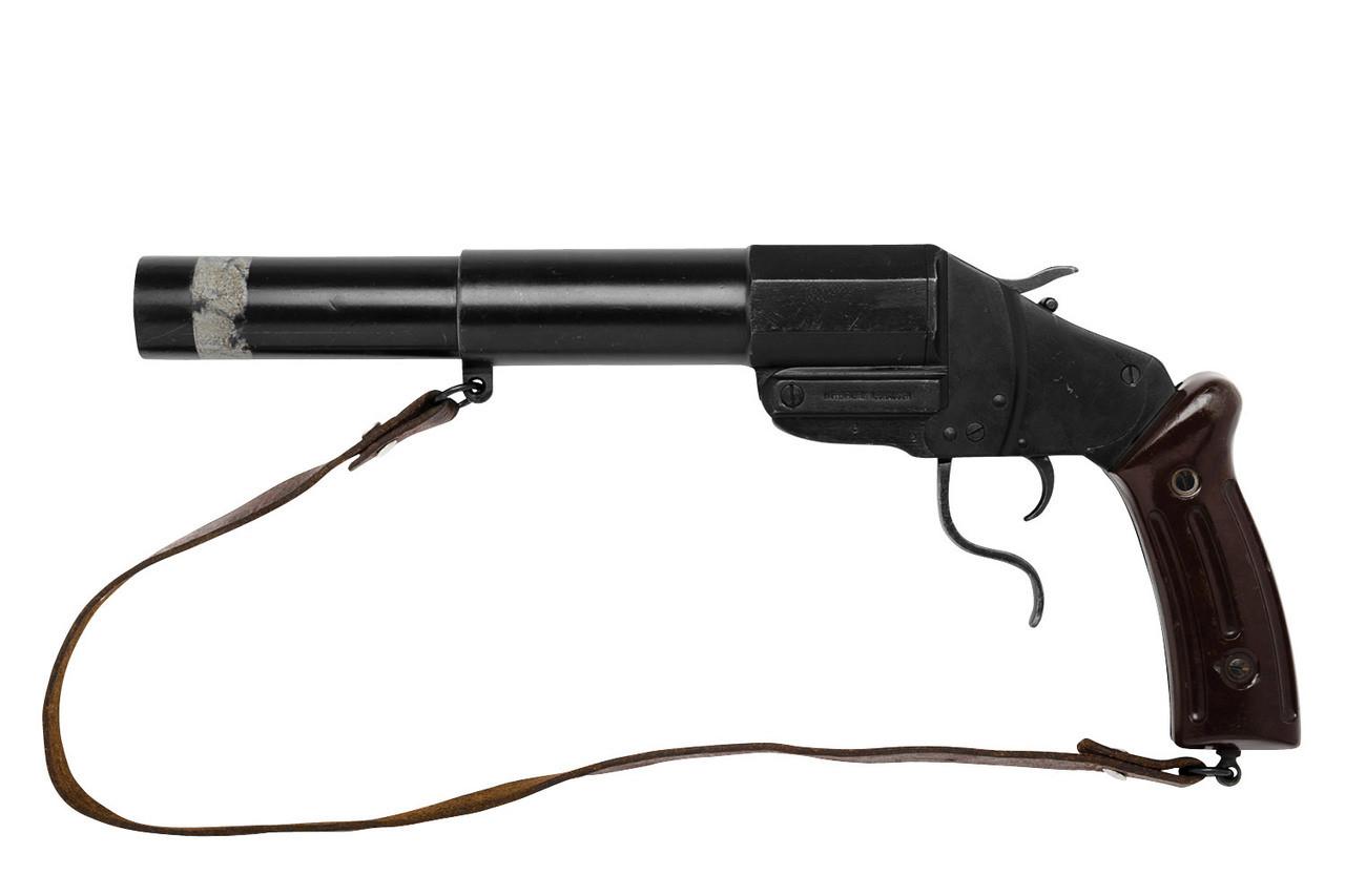 Swiss Military M17/38 Flare Gun - sn 1xx4