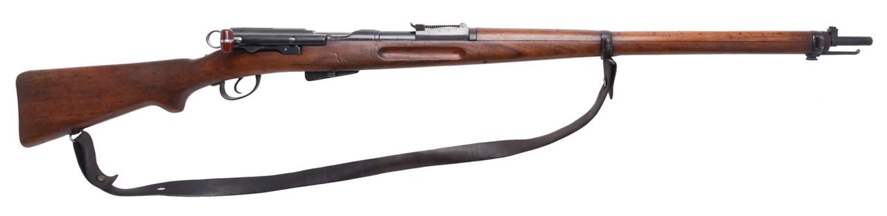 W+F Bern Swiss 1911 - 230mm Twist - sn 357xxx