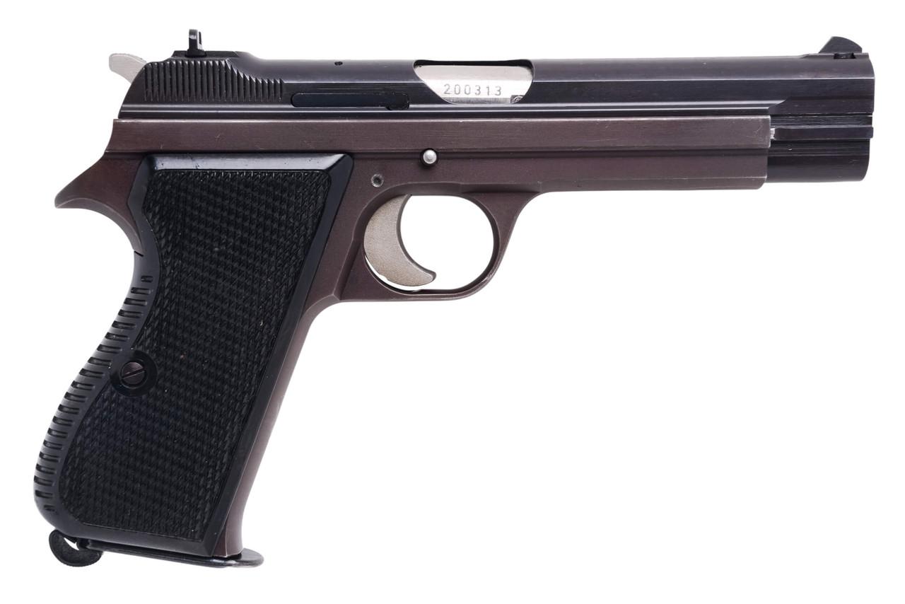 SIG Swiss Army P49 w/ Holster - sn A200xxx